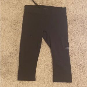 The North Face cropped leggings
